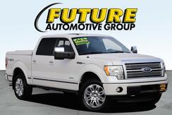2012_Ford_F-150_Platinum_ Roseville CA