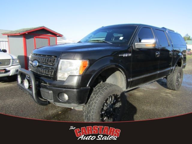 2012 Ford F-150 Platinum Roy WA