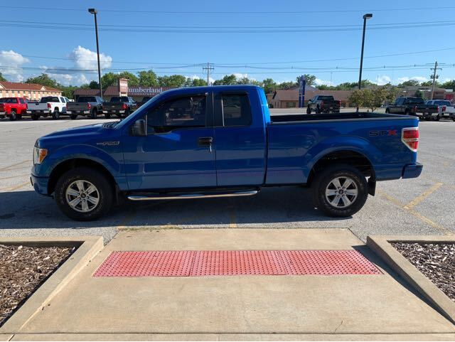 2012 Ford F-150 STX SuperCab 6.5-ft. Bed 4WD Jacksonville IL