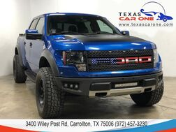 2012_Ford_F-150_SVT RAPTOR SUPERCREW 6.2L 4WD AUTOMATIC NAVIGATION SUNROOF LEATH_ Carrollton TX