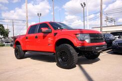 2012_Ford_F-150_SVT Raptor Nav,Camera,Sunroof,Ac/Heated Seats_ Houston TX