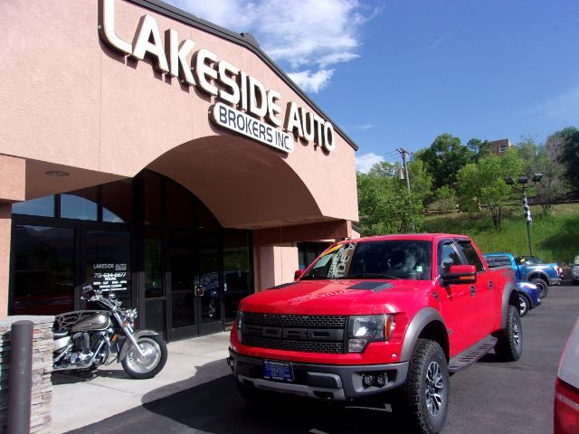 2012 Ford F-150 SVT Raptor SuperCrew 5.5-ft. Bed 4WD Colorado Springs CO