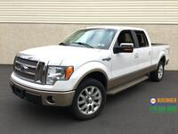 Ford F-150 SuperCrew - King Ranch 4x4 2012