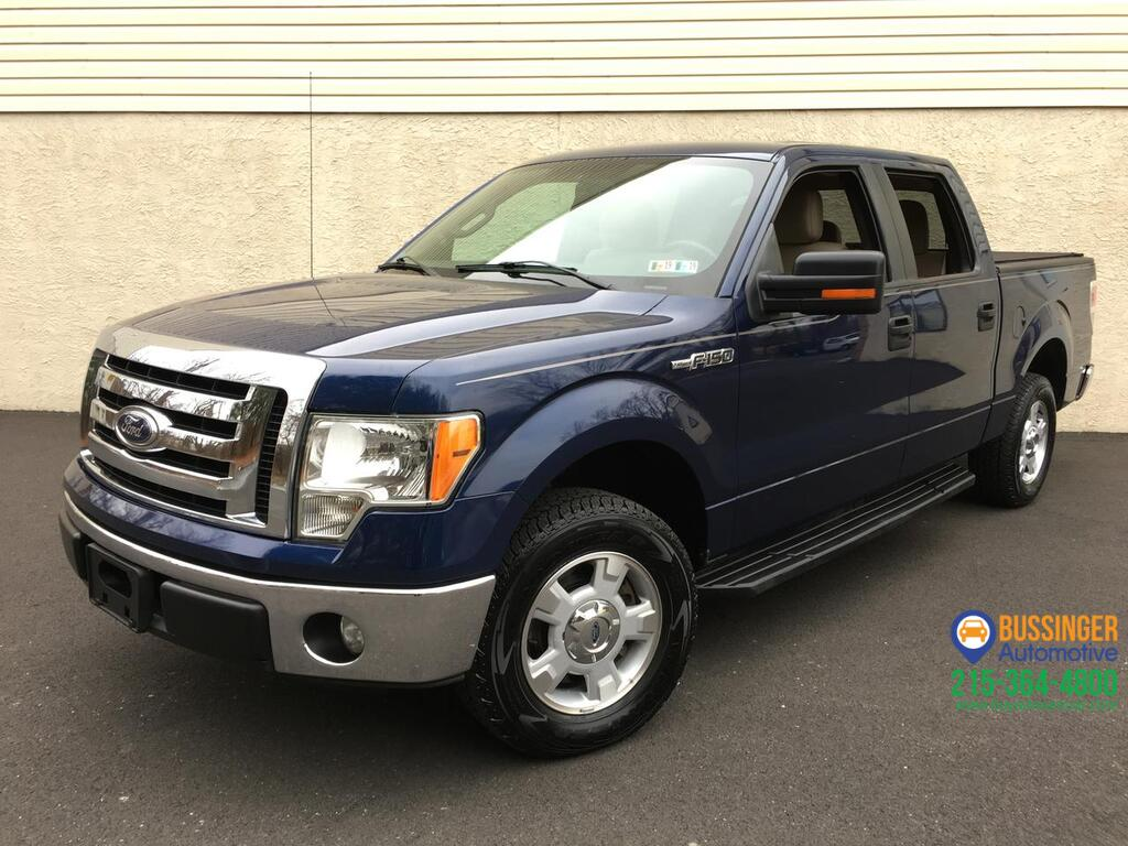 2012 Ford F-150 SuperCrew - XLT Feasterville PA