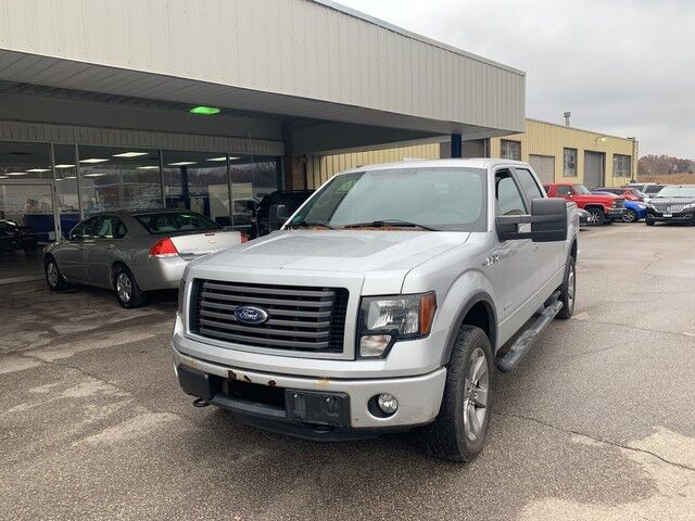 2012 Ford F-150 SuperCrew FX4 4WD Cleveland OH