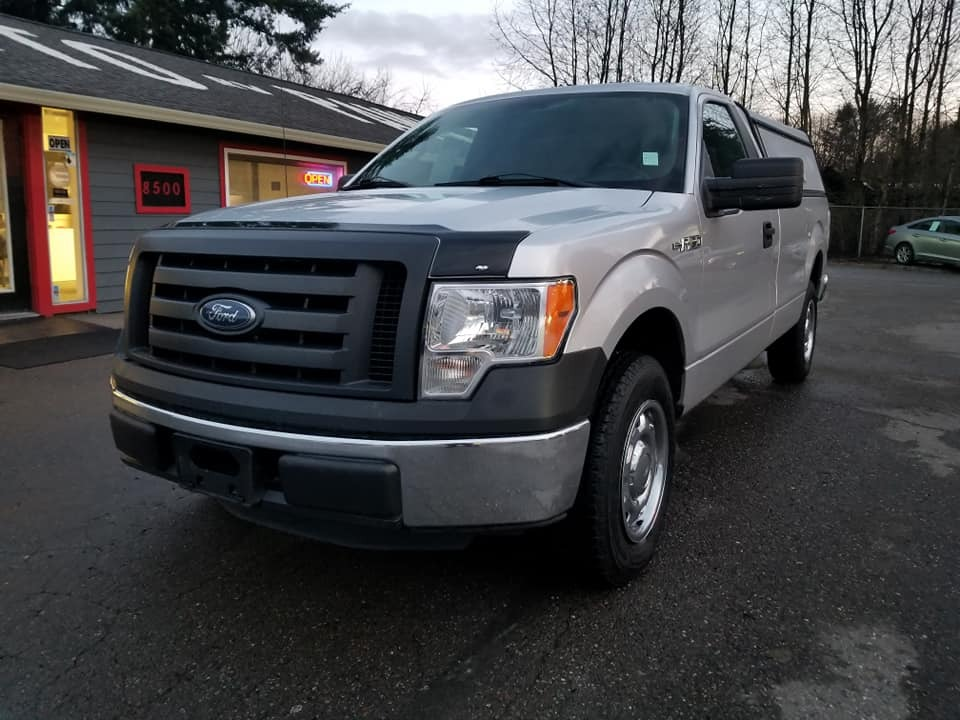 2012 Ford F-150 XL 8-ft. Bed 2WD Olympia WA
