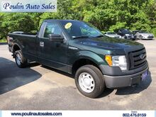 2012_Ford_F-150_XL_ Barre VT