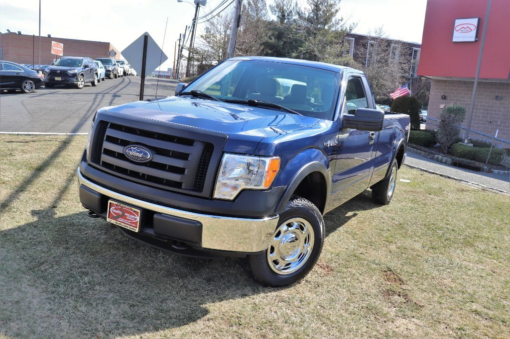 2012 Ford F-150 XL Plus Package 5.0 V8 Power Equipment Group Springfield NJ