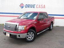 2012_Ford_F-150_XL SuperCrew 5.5-ft. Bed 2WD_ Dallas TX