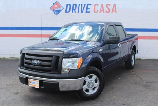 2012 Ford F-150 XL SuperCrew 5.5-ft. Bed 2WD Dallas TX