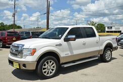 2012_Ford_F-150_XL SuperCrew 5.5-ft. Bed 4WD_ Houston TX