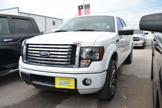 2012 Ford F-150 XL SuperCrew 6.5-ft. Bed 2WD Houston TX