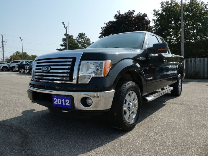 2012 Ford F-150 XLT AS IS Essex ON