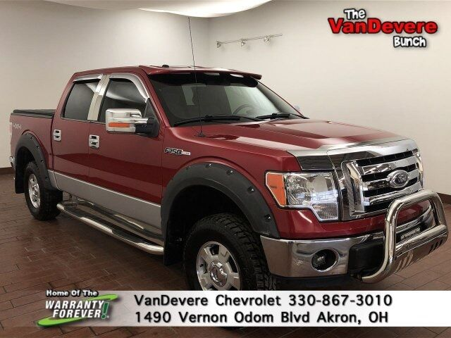 2012 Ford F-150 XLT Akron OH