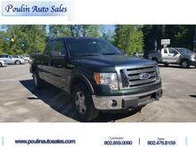2012_Ford_F-150_XLT_ Barre VT