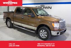 2012_Ford_F-150_XLT/Bluetooth/SYNC/Supercrew_ Winnipeg MB