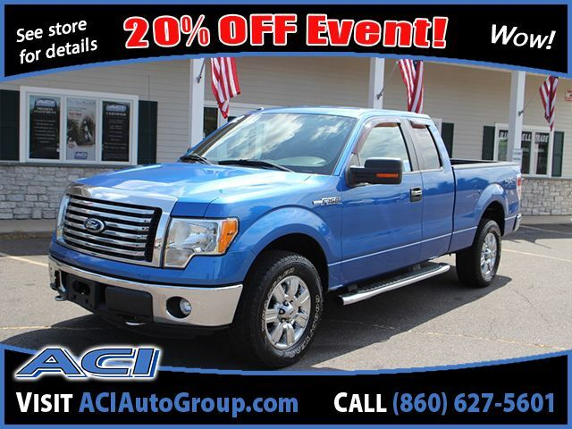 2012 Ford F-150 XLT East Windsor CT