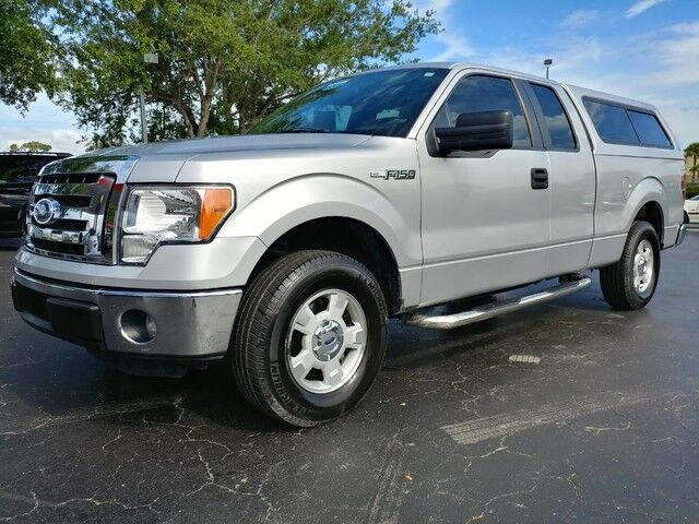2012_Ford_F-150_XLT_ Fort Myers FL