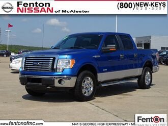 2012_Ford_F-150_XLT_ McAlester OK