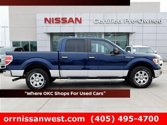 2012_Ford_F-150_XLT_ Oklahoma City OK