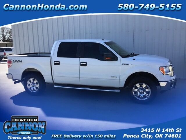 2012 Ford F-150 XLT Ponca City OK