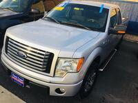 Ford F-150 XLT SuperCab 8-ft. Bed 2WD 2012
