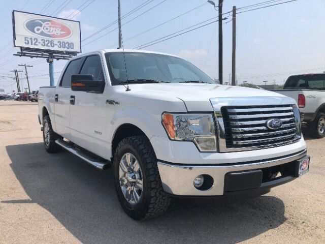 2012 Ford F-150 XLT SuperCrew 5.5-ft. Bed 2WD New Braunfels TX