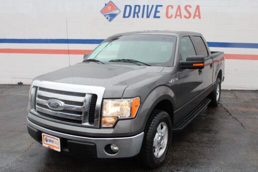2012 Ford F-150 XLT SuperCrew 5.5-ft. Bed 2WD Dallas TX