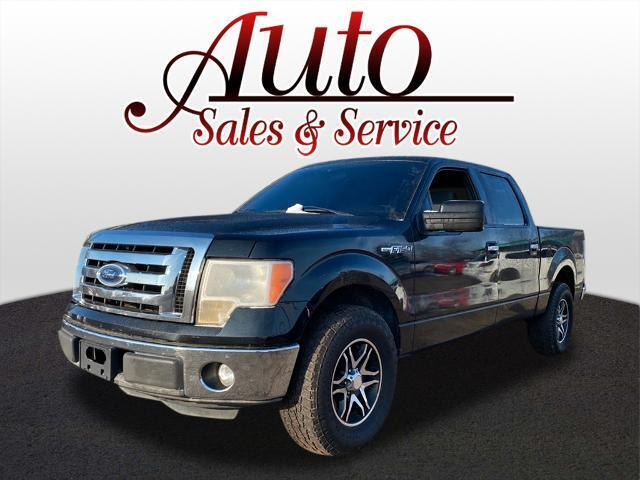 2012 Ford F-150 XLT SuperCrew 5.5-ft. Bed 2WD Indianapolis IN
