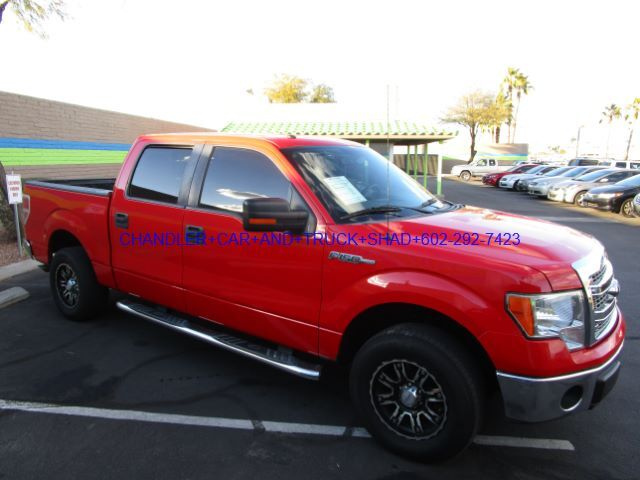 2012 Ford F-150 XLT SuperCrew 5.5-ft. Bed 2WD Mesa AZ