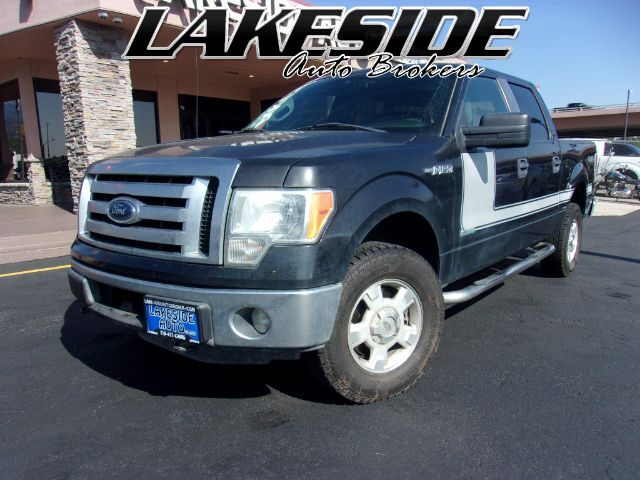 2012 Ford F-150 XLT SuperCrew 5.5-ft. Bed 4WD Colorado Springs CO