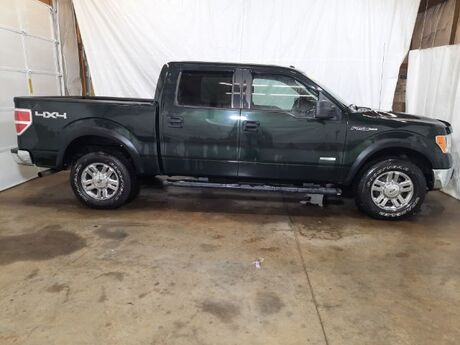 2012 Ford F-150 XLT SuperCrew 5.5-ft. Bed 4WD Middletown OH