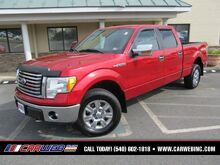 2012_Ford_F-150_XLT SuperCrew 5.5-ft. Bed 4WD_ Fredricksburg VA