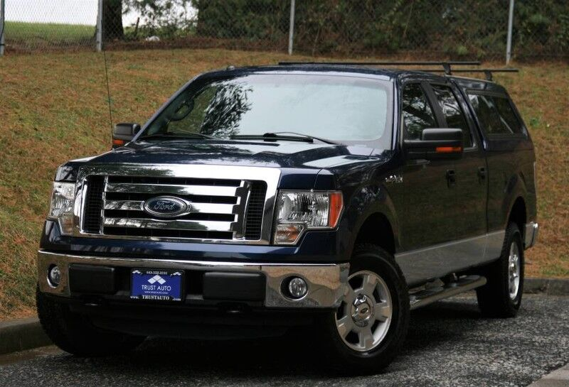 2012 Ford F-150 XLT SuperCrew 5.5-ft. Bed 4WD Sykesville MD