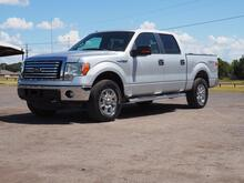 2012_Ford_F-150_XLT SuperCrew 5.5-ft. Bed 4WD_ Terrell TX