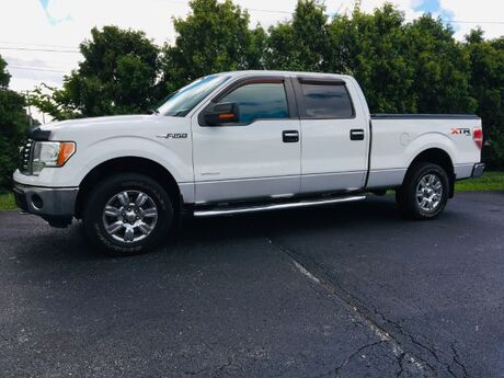 2012 Ford F-150 XLT SuperCrew 6.5-ft. Bed 4WD Richmond IN