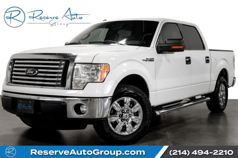 2012 Ford F-150 XLT SuperCrew Texas Edition Leather The Colony TX