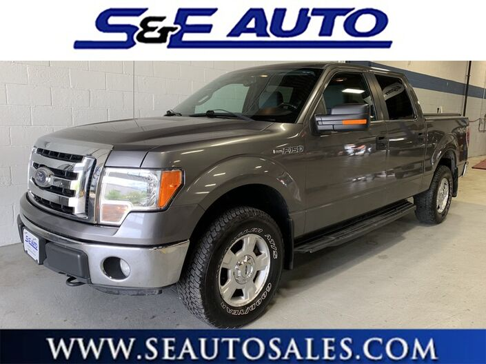 2012 Ford F-150 XLT Weymouth MA