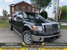 2012_Ford_F-150_XTR-$117Wk-4X4-QuadCab-ECO-ChromeAlloys-Short Box_ London ON