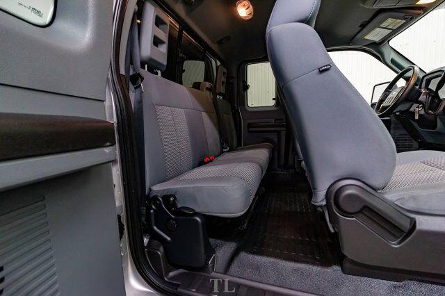 2012 Ford F-250 4x4 Super Cab XLT Diesel Red Deer AB