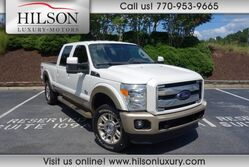 Ford F-250 King Ranch 2012