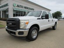 2012_Ford_F-250 SD_XL Crew Cab Long Bed 2WD_ Plano TX