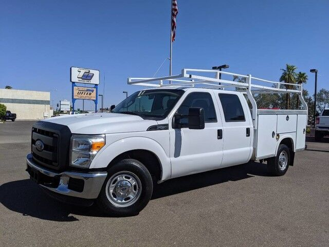 2012 Ford F-250 Super Duty XL Service Body Mesa AZ