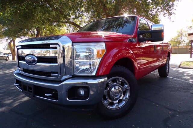 2012 Ford F-250 Super Duty