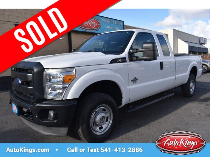 2012 Ford F-250 XL 4WD SuperCab Bend OR