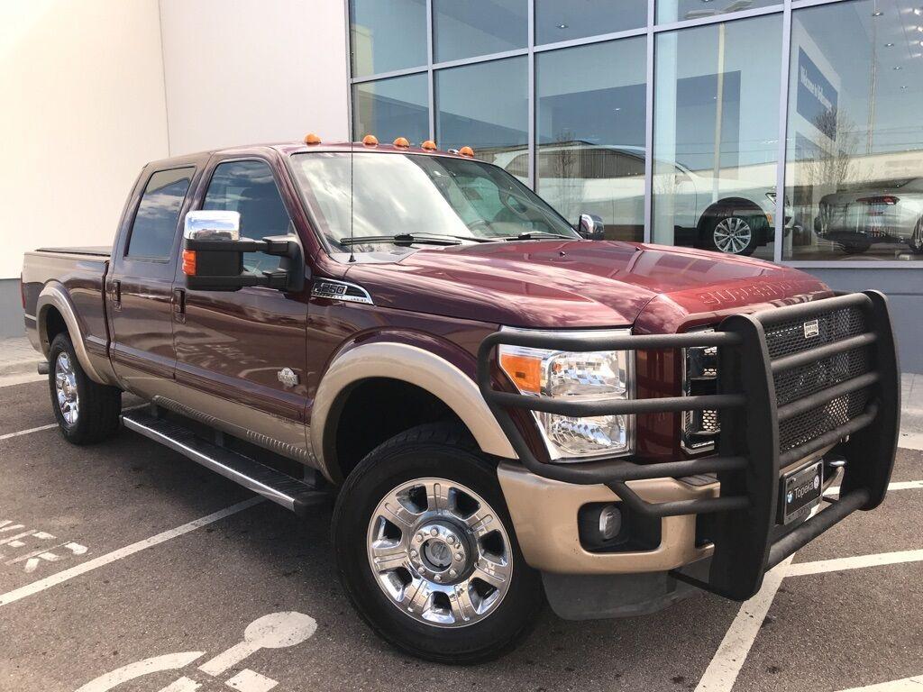 2012 Ford F-250SD King Ranch Topeka KS