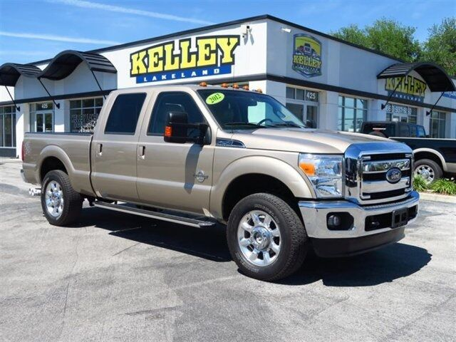 2012 Ford F-250SD