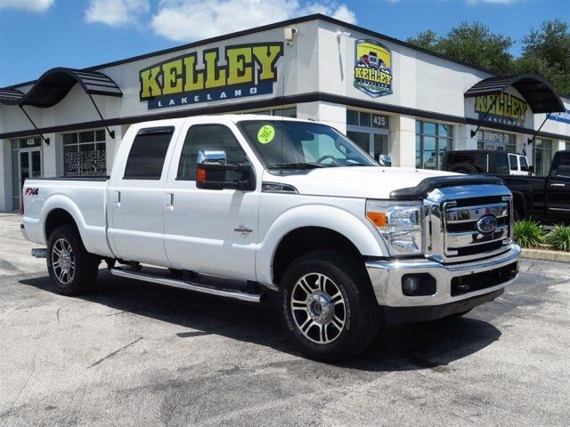 2012 Ford F-250SD Lariat