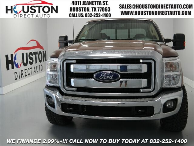 2012 Ford F-250SD Lariat Houston TX