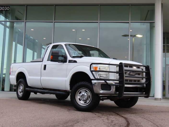 2012 Ford F-250SD XL Oshkosh WI